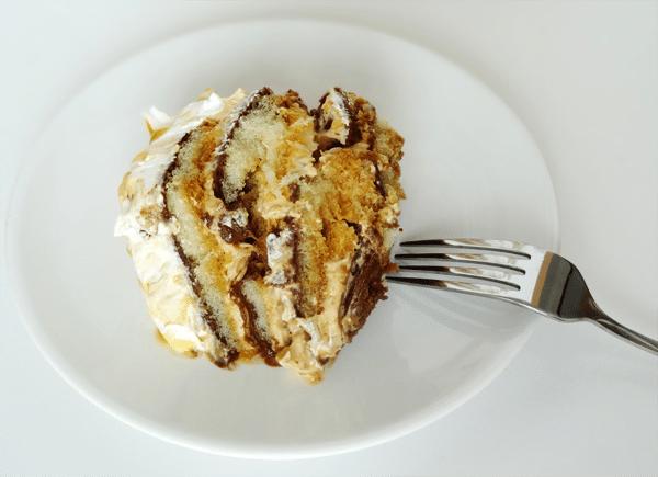 easy Caramel Macchiato Tiramisu with Nutella recipe