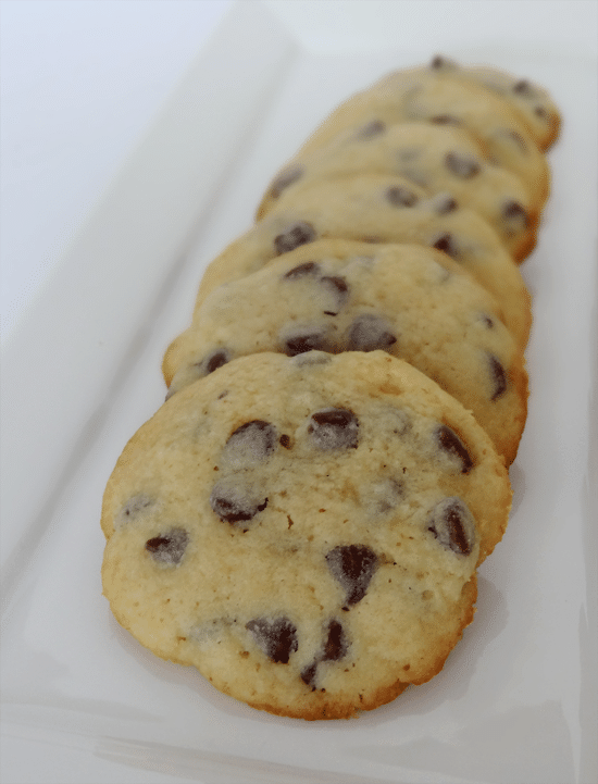 Bake Your Day - chocolate chip cookie