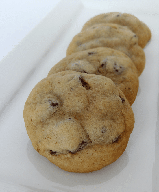 chocolate chip cookie comparison - Sally's Baking Addiction