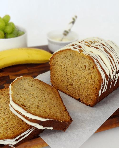Easy Buttermilk Banana Bread Recipe Life Love And Sugar