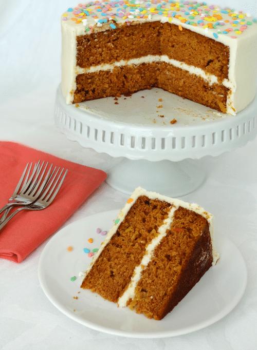 Savory Carrot Cake Recipes