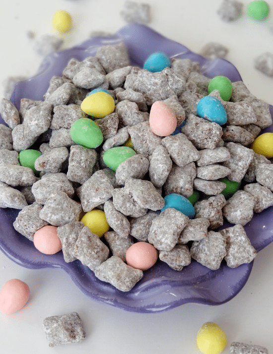 Image of Reese's Easter Egg Puppy Chow