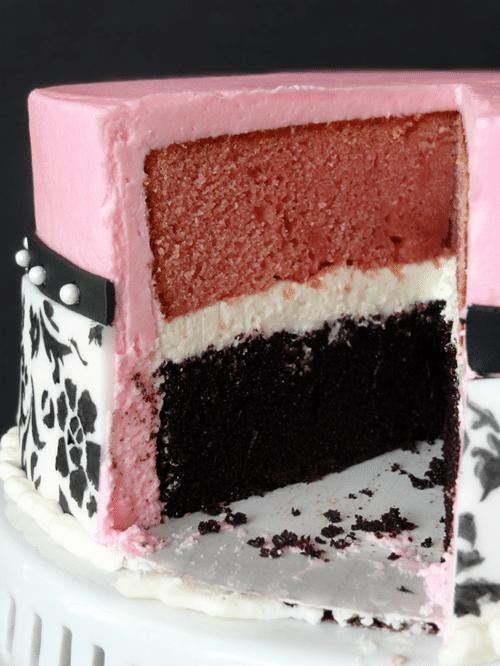 Cinnamon Layered Cake
