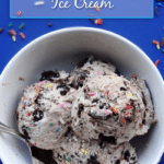 Copycat Birthday Cake Remix Ice Cream