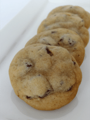 Sally's Baking Addiction's Chocolate Chip Cookies