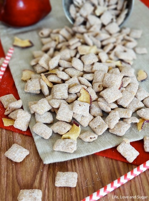 Image of Caramel Apple Puppy Chow