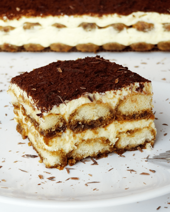 This classic tiramisu recipe is fan-freaking-tastic. No joke.