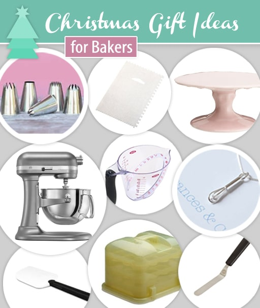Great Christmas Gifts for Bakers!