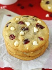 Cranberry_White_Chocolate_Chip_Cookies-featured