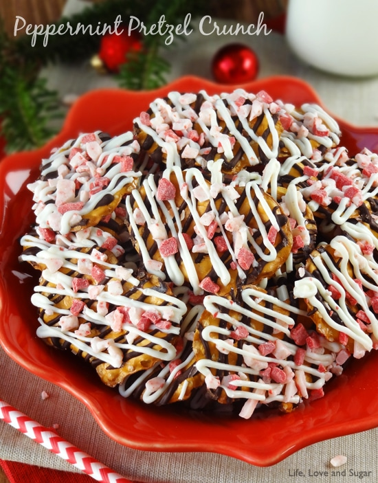 Peppermint Pretzel Crunch5