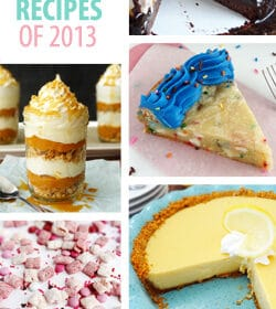 Collage of Top 10 Recipes of 2013