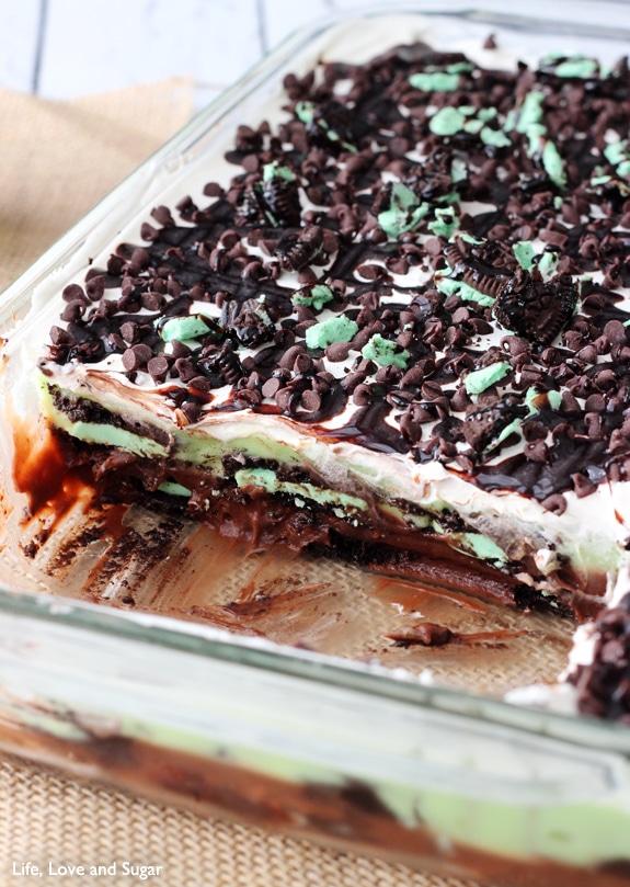 Recipe For Oreo Icebox Cake