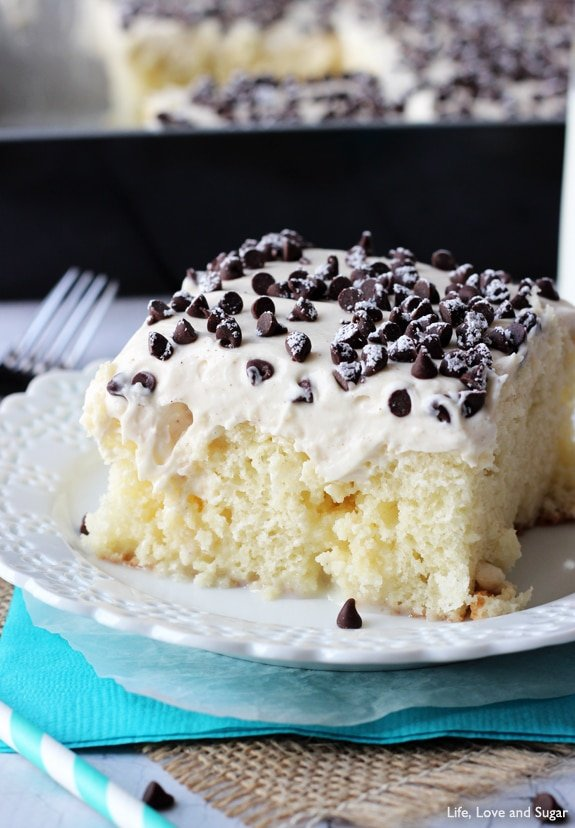 Cannoli Cream Cake Filling