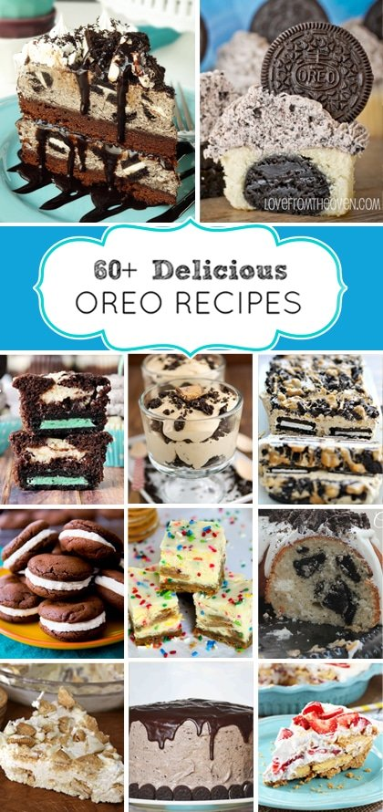 60+ Cookie Dough Recipes