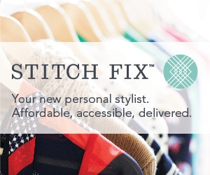 A Promotional Stitch Fix Image Boasting Personal Stylists and Affordable Fashion
