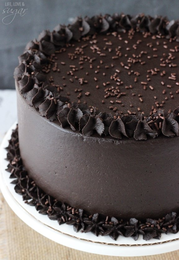 Best Moist Chocolate Cake Such An Easy To Make