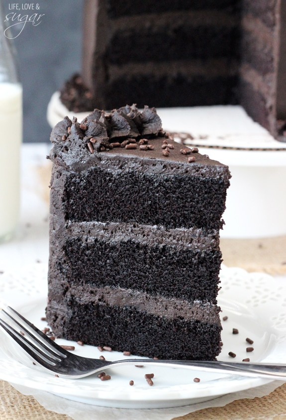 Dutch chocolate cake recipe