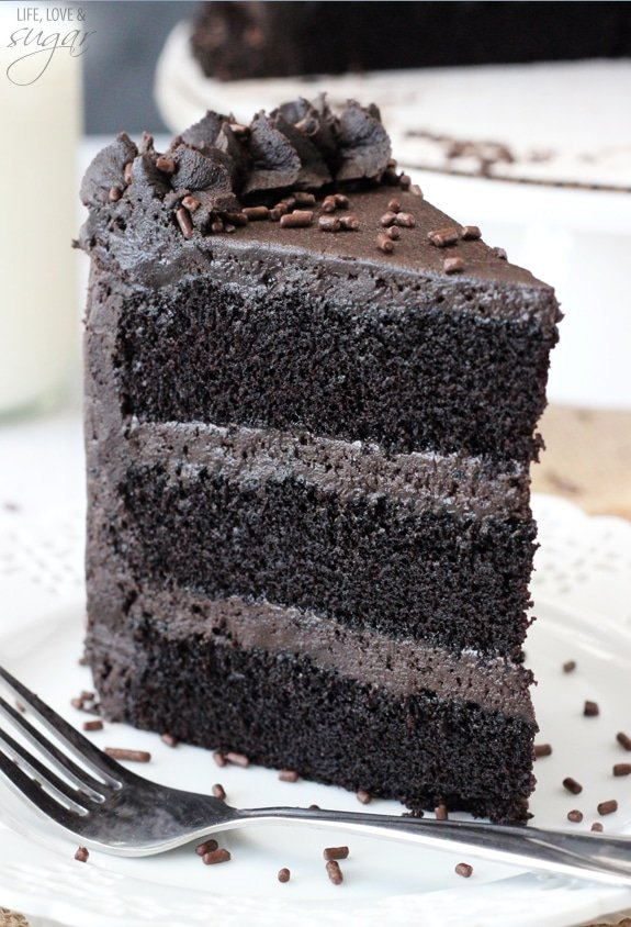 moist chocolate cake recipe for wedding cakes the best chocolate cake recipe moist amp fluffy chocolate 17497