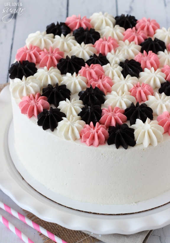 Neapolitan Millionaire Cake Life Love And Sugar
