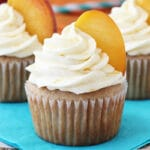 Peach Pie Cupcakes Recipe