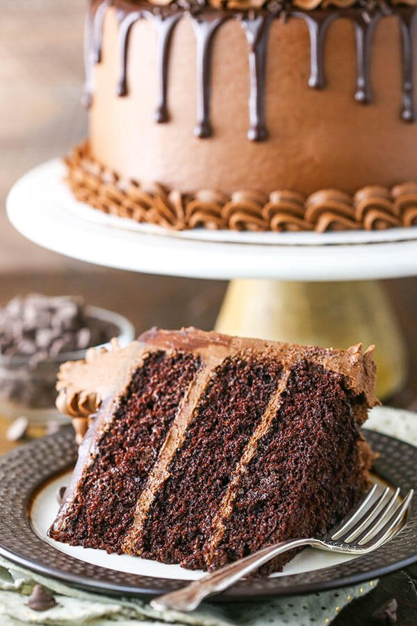 The Best Chocolate Cake Recipe Ever Life Love And Sugar