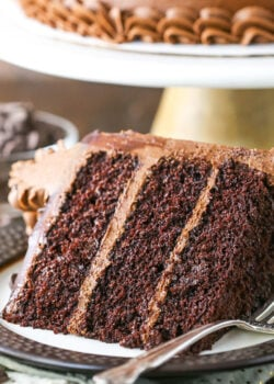 Best Moist Chocolate Cake image