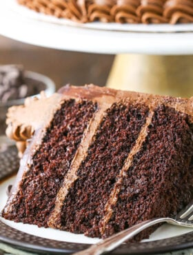 Best Moist Chocolate Cake image