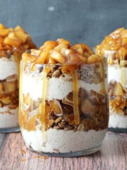 Image of Caramel Apple Trifles