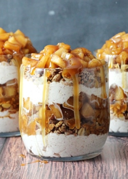 Christmas Sugar Cookies Caramel Apple Trifles ...