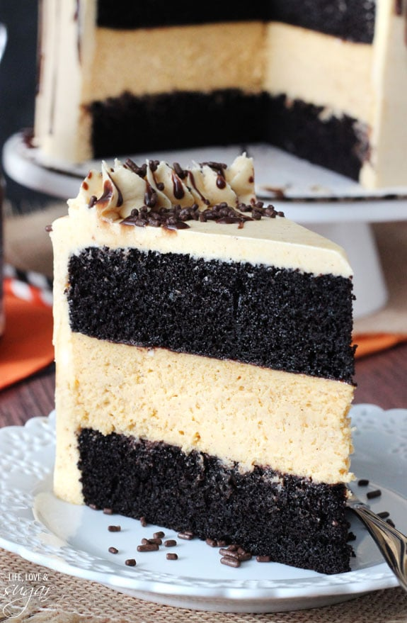 cheesecake flavored wedding cake recipe chocolate pumpkin cheesecake cake and sugar 12556