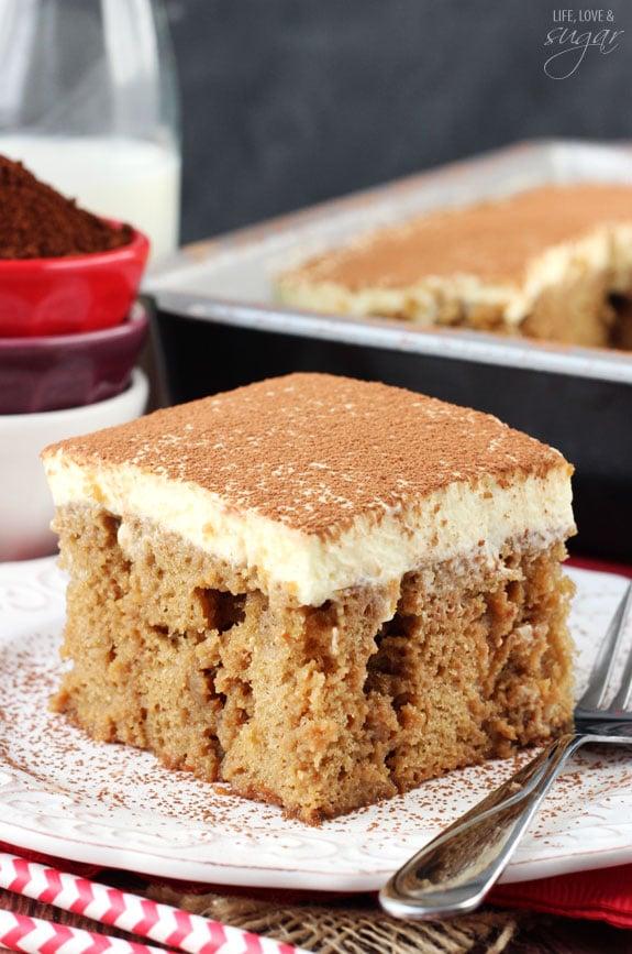 Tiramisu Cupcakes Life Love and Sugar