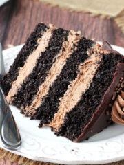 Recipes nutella cake