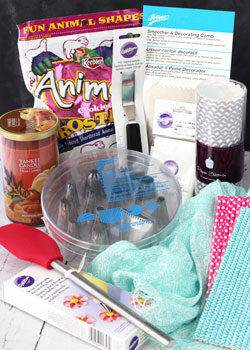 """Enter the """"Favorite Things"""" giveaway to win amazing stuff like this and more!"""
