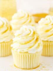 champagne cupcakes recipe