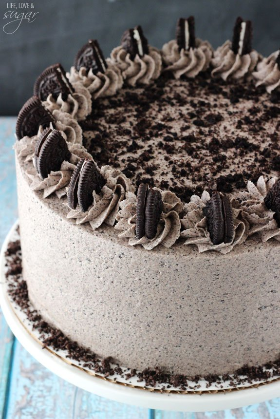 One  Inch Chocolate Cake Recipe