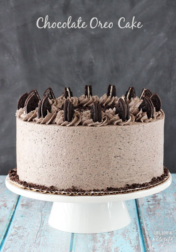 Chocolate oreo cake life love and sugar forumfinder Images