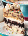 The Ultimate Layered Chocolate Chip Cookie Cake-featured