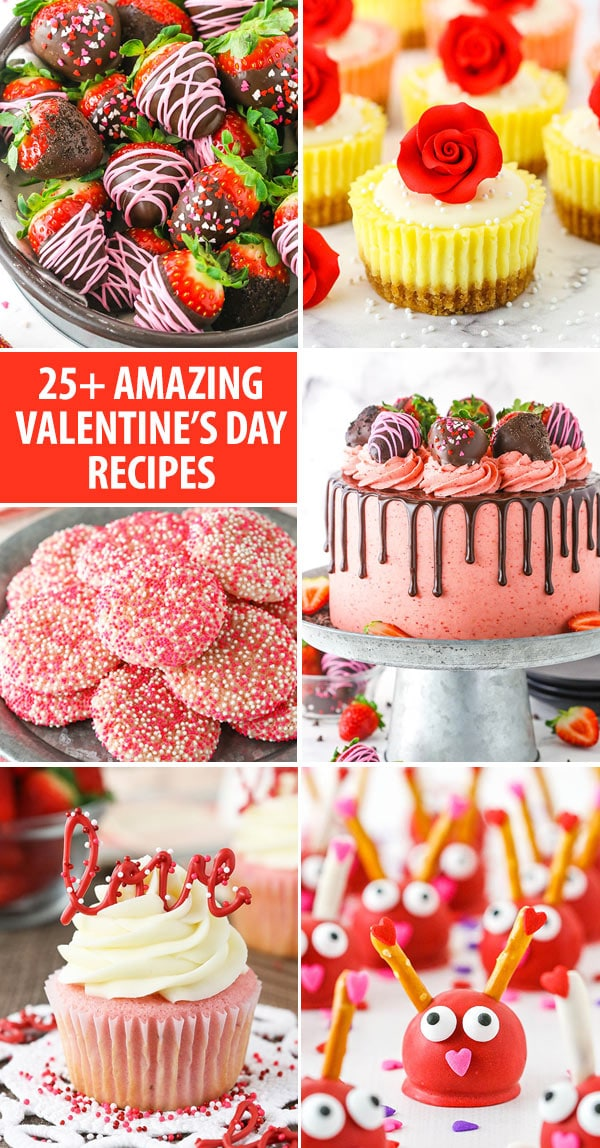 25 Treats And Desserts For Valentine S Day Life Love And Sugar