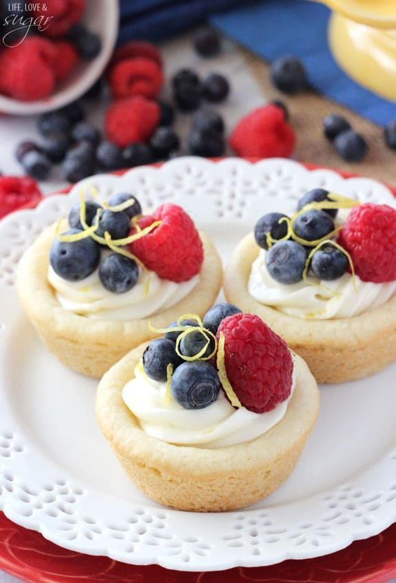 Lemon Cheesecake Cookie Recipe