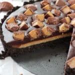 Reese's Chocolate Peanut Butter Tart