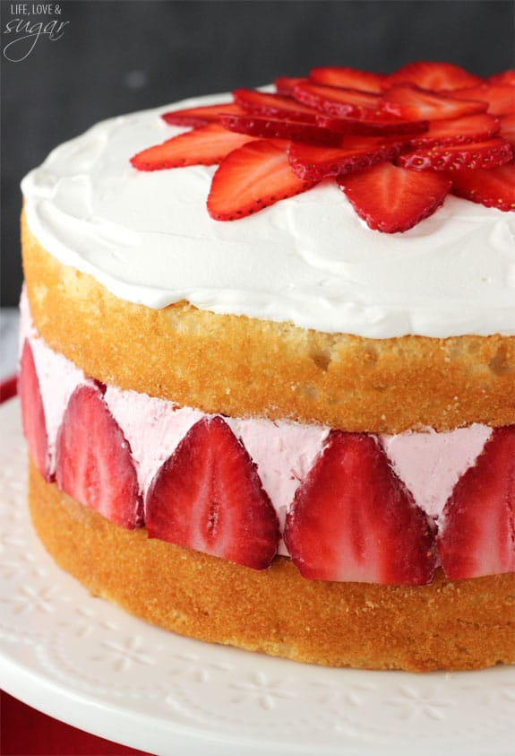 How To Make Strawberry Puree For Cake
