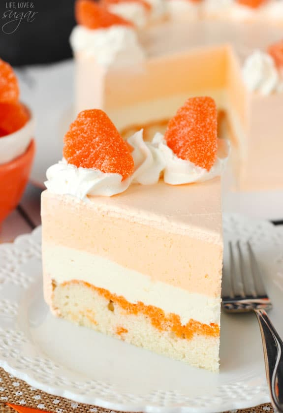 Image Result For Orange Creamsicle Jello Cake Recipe