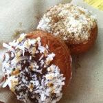 Two Donuts From the Taste of Alpharetta Festival
