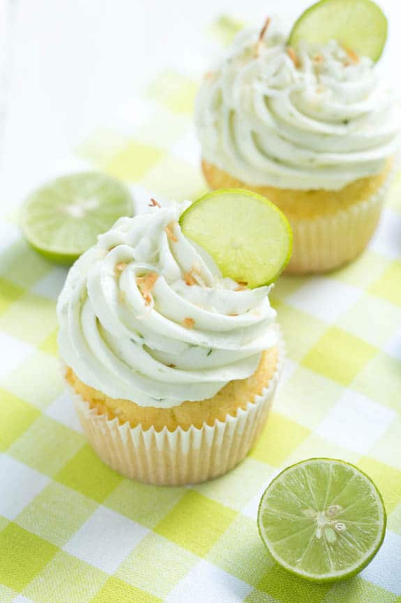 Fresh Key Lime Cake Recipe