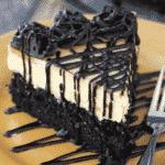 Peanut Butter Truffle Chocolate Cake