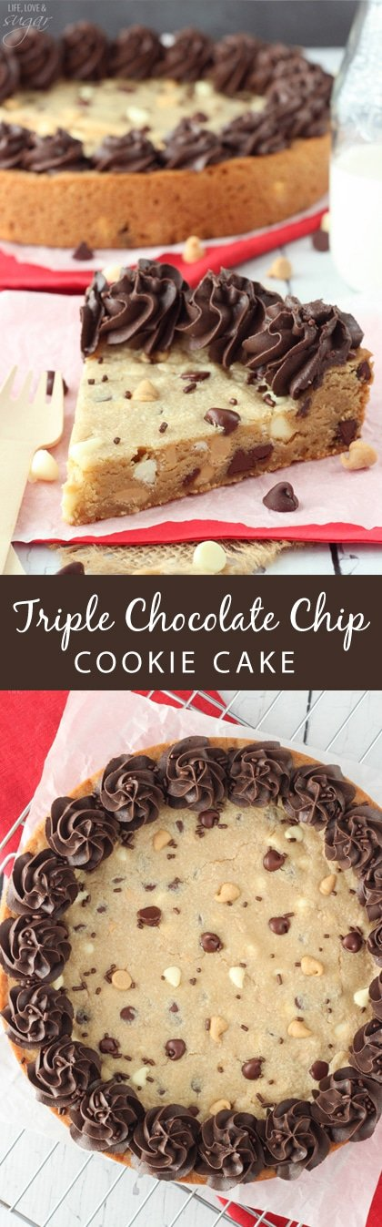 how to make chocolate chip cookie bars with cake mix