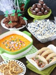 Super Bowl Party! Recipes and ideas for a great party!
