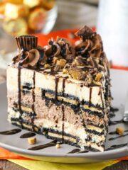 Smores Icebox Cake The Kitchen