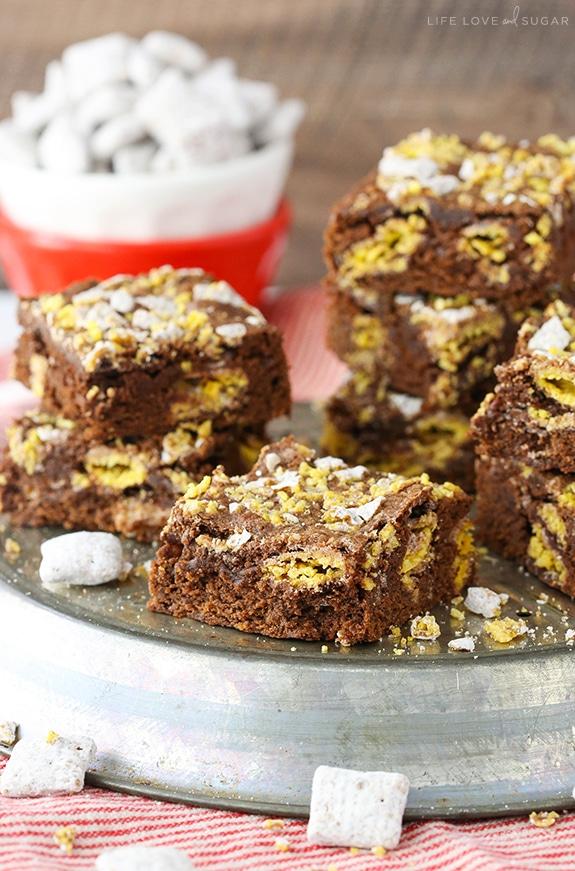 Best Muddy Buddy Brownies recipe