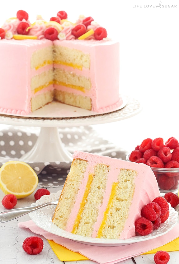 Two Layer Sheet Cake